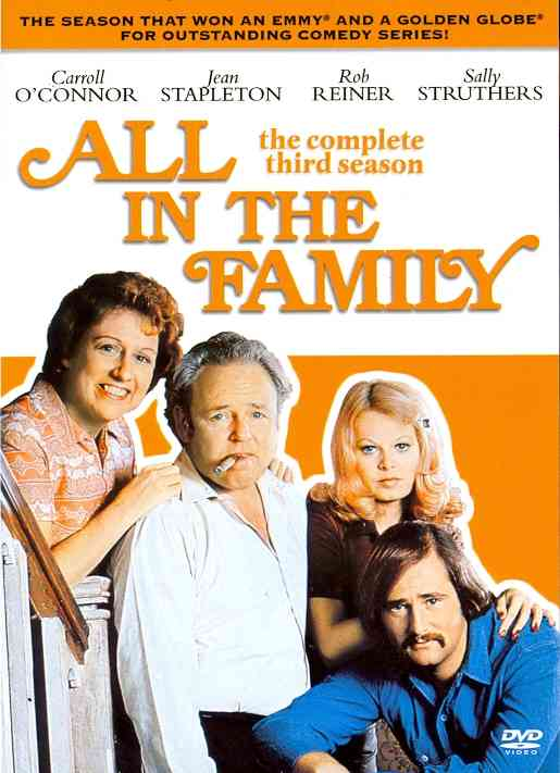 ALL IN THE FAMILY:COMPLETE 3RD SEASON BY ALL IN THE FAMILY (DVD)